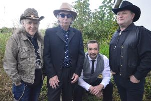 Bob Dylan Band - tribute act