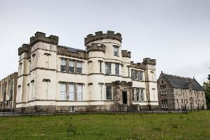 The former Smyllum Orphanage, closed in the 80s after generations of children endured abuse