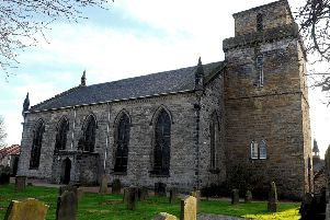 The Old Kirk in Kirkcaldy