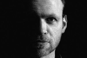 Scottish poet J.O. Morgan 'has joined the line-up for StAnza.