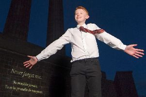 Young Kirkcaldy writer Nathan Earnshaw has won a competition run by Edinburgh's Hogmanay to pen a love letter to Europe.