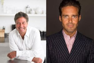MasterChef stars John Torode and Spencer Matthews will attend this year's Taste of Grampian