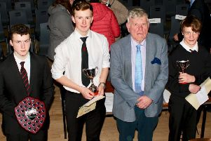 Kirkcudbright Young Musician Contest 2019