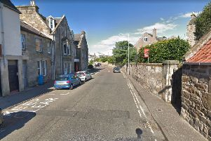 The incident is said to have happened on Argyle Street. Picture: Google