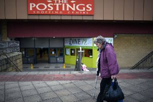 Postings Shopping Centre  (Pic: Jeff J Mitchell/Getty Images)