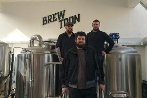 Brew Toon is one of six local businesses to be shorlisted.
