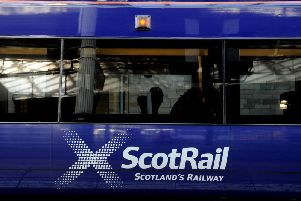 ScotRail has admitted they are letting Fifers down.