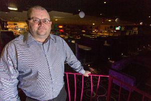 Mike Keddie, who runs Styx Kirkcaldy, is offering to help those who might have had functions booked at The Royal Hotel, Dysart.