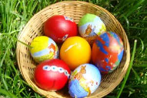 Fancy hunting some eggs in this years Eggstravaganza?