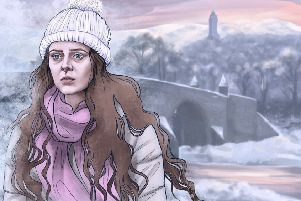 Cold - a film being made by Gavin Hugh from Kirkcaldy (Animation: Jocasta Mann)