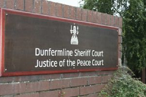 Vita Zartman appeared at Dunfermline Sheriff Court