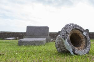 Headstone repairs are needed across Fife.