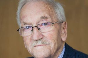 Kirkcaldy businessman Kenneth Kelly passed away peacefully at home on Sunday, March 24.