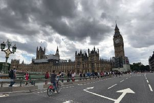 Westminster is definitely in need of change. Picture: Google