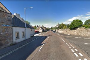 Roy Paterson left the dog in a hot car on Argyle street. Picture: Google