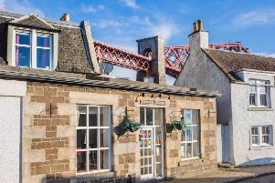 Wee Restaurant, North Queensferry (Pic: Claire Cox)
