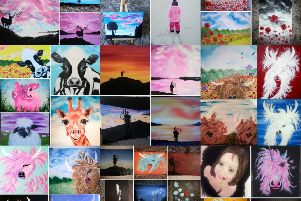 Some examples of Jules Herd's work.