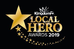 Local Hero awards 2019 logo