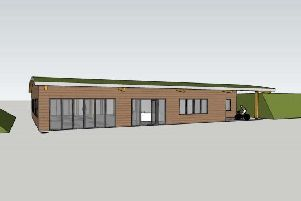 An image of the St Cyrus farm shop project