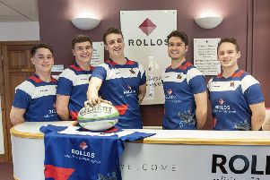 The Howe will sport new strips for the sevens season. Pic by Chris Reekie.