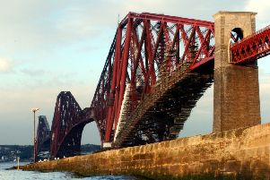 Forth Rail Bridge (Pic: Jacky Ghossein)