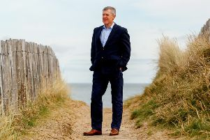 MSP Willie Rennie said some of his constituents were 'growing impatient'.