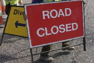 Road will be closed for three weeks ot allow for �200,000 resurfacing works.