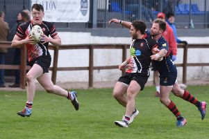 The Howe Sevens attracted hundreds of fans and top class teams. Pic by Chris Reekie.