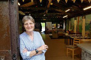 Letham Glen Craft Centre was re-opened after refurbishments.