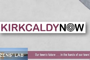 Kirkcaldy4All - launches new Kirkcaldy Now initiative, May 2019
