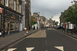 Burntisland 's High St is thriving