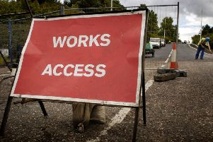 Resurfacing work costing �200,000 has now been completed.
