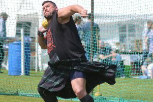 Markinch Highland Games (Pic: George McLuskie)