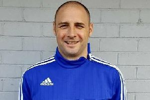 Glenrothes Juniors boss Willie Campbell