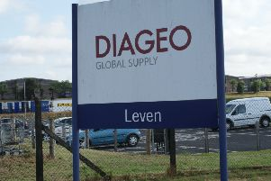 Diageo at Leven.