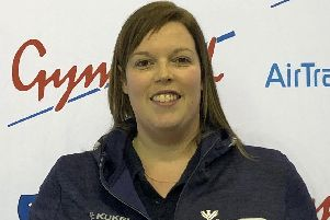 Lynn Simpson, head coach of Flyers Trampoline Club, has been awarded a BEM in the Queen's Honours List.