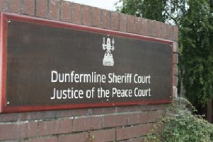 Steven Squire was found guilty at Dunfermline Sheriff Court
