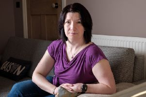 Gwen is one of ten people sharing their story as part of the campaign.