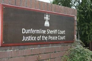 Andrew Leitch appeared at Dunfermline Sheriff Court