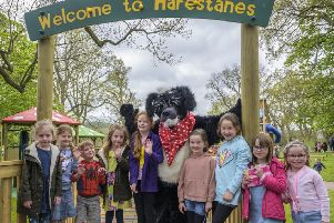 The Borders' new playparks, including this �342,000 one opened at Harestanes this year, have been welcomed, but many older ones now face the axe.