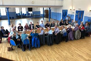Social isolation in rural areas was the topic of a recent discussion hosted by Borders MSP Rachael Hamilton.