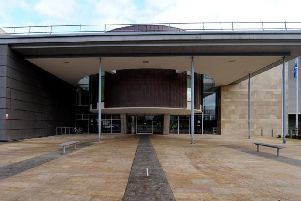 West Lothian Council headquarters
