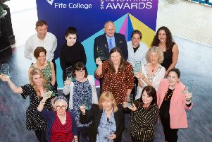 Fife College staff innovation winners