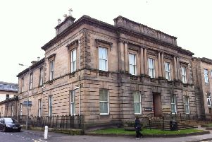 Elgin Sheriff Court � Copyright Andrew Abbott and licensed for reuse under this Creative Commons Licence