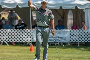 Kinross golfer Calum Hill will play at this weekend's Scottish Open.