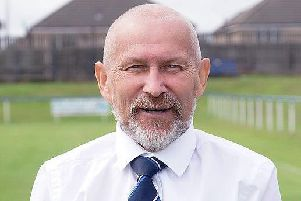 Wullie Webster, Dundonald Bluebell vice-chairman, who passed away last Friday.
