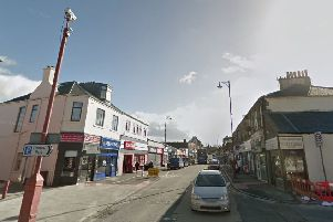 Cowdenbeath High Street