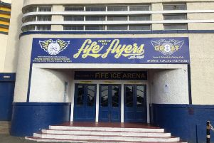 Fife Ice Arena will host Fife Flyers jersey launch next week.