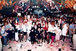 A kids party in Jackie O