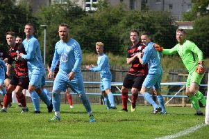 Rob Roy suffered their fourth league defeat in a row against Cumnock